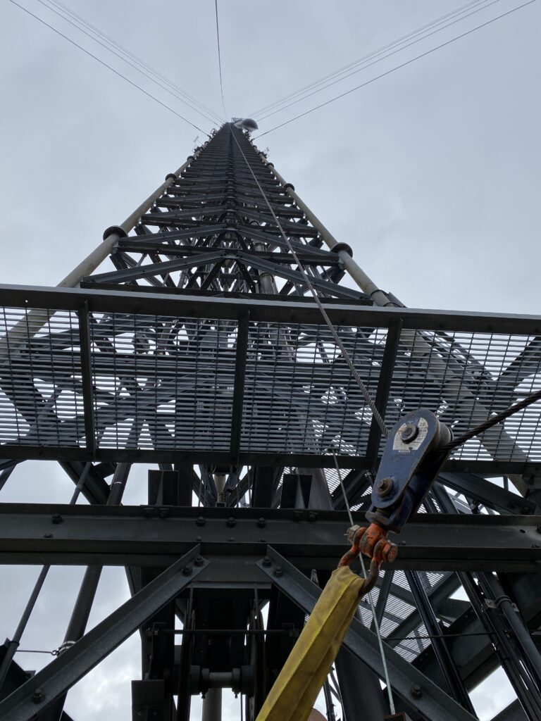 Tower Inspection