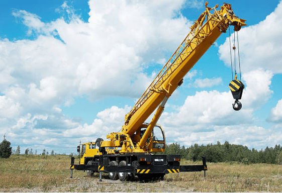Crane Services Stacking Towers
