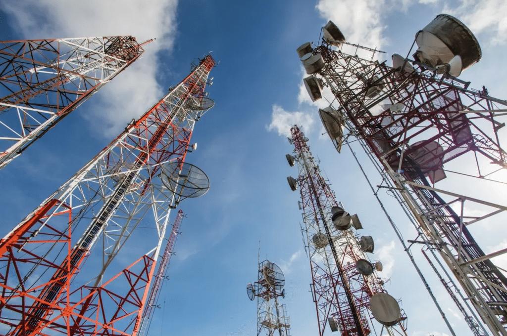 Communication Tower Maintenance