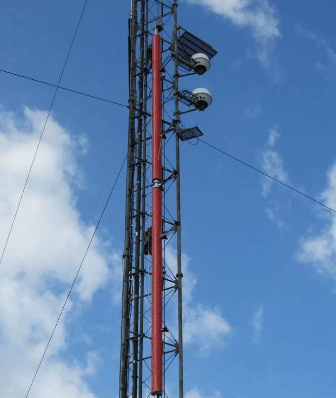 TV Antennas and Panels
