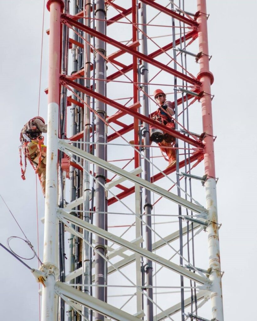 Tower Repair and Maintenance Employment