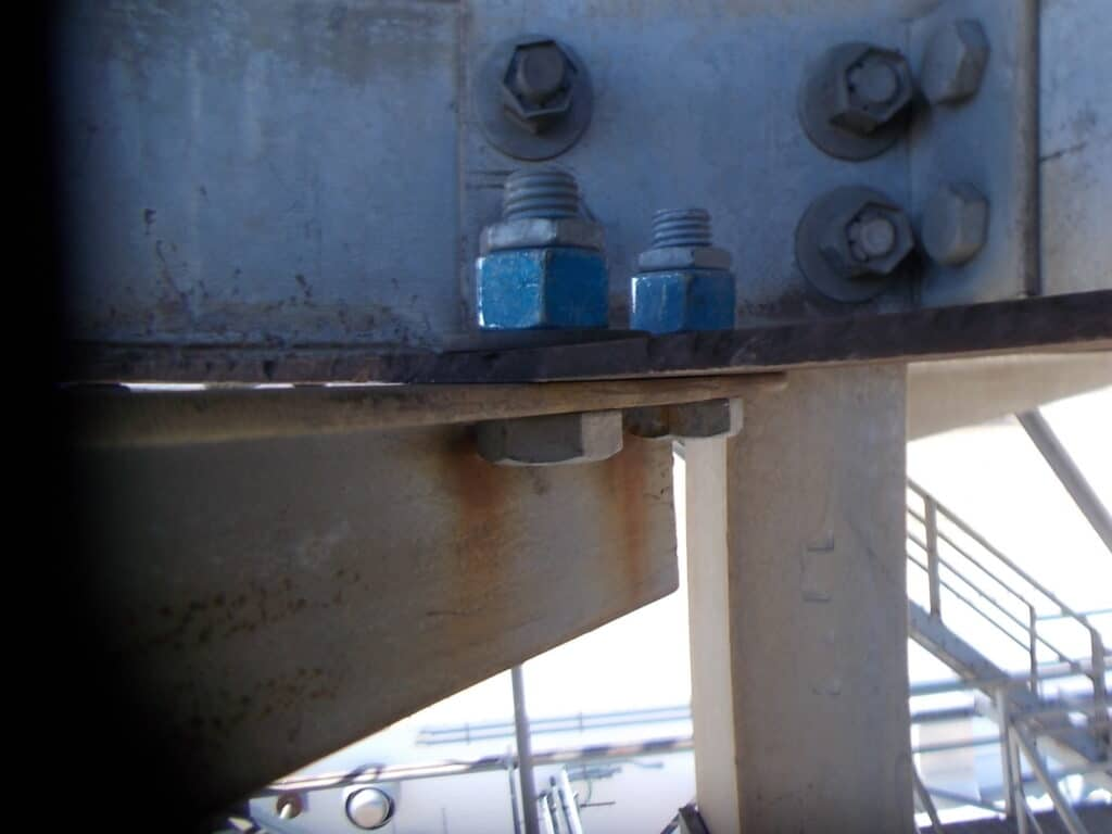 Tower Bolt Change Out